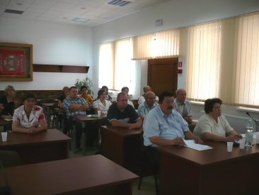 Spotkanie założycielskie 12.08.2008r.