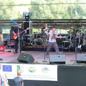 Impreza kulturalno-sportowa nad Jeziorem Rajgrodzkim w Rajgrodzie (2013)