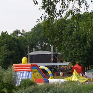 Lato w Rajgrodzie 2010